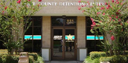 Lake County Detentions Center | Tavares Jail