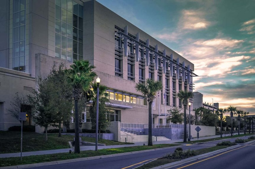 Lake County FL Courthouse Bail Bonds
