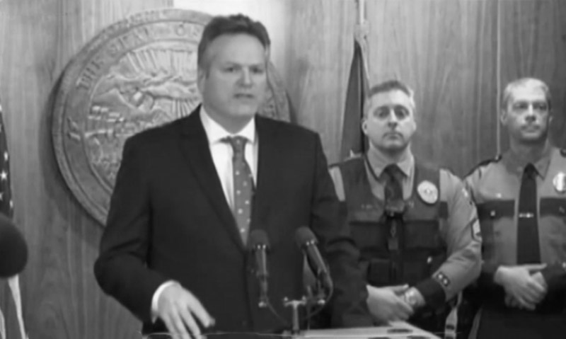 Governor Dunleavy lays out plan to reform criminal justice system
