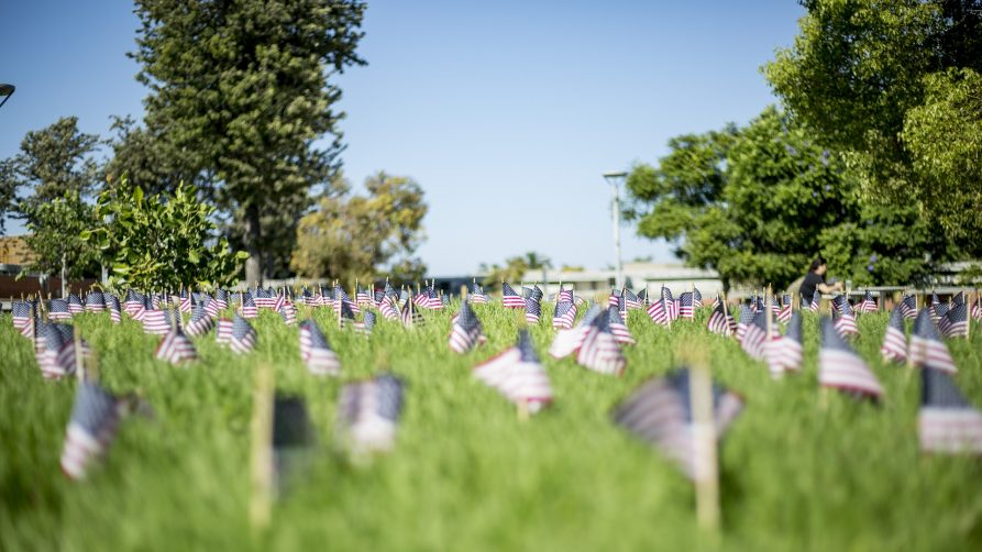 Tavares FL 9/11 Remembrance Ceremony